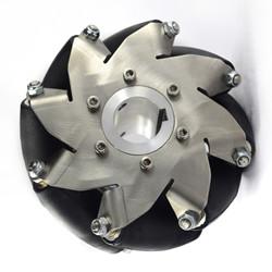 152mm-Stainless-Steel-Mecanum-Wheel-Right-14155